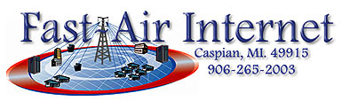 Fast Air Internet logo