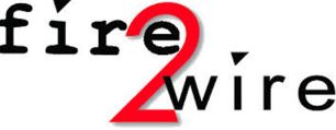 Fire2Wire logo