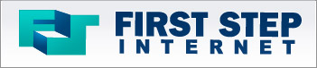 First Step Internet logo