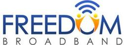Freedom Broadband logo