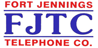 Ft. Jennings Telephone Company logo