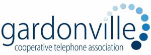 Gardonville Cooperative Telephone Association logo.