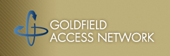 GoldField Access Network logo