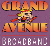 Grand Avenue Broadband logo