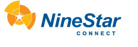 NineStar Connect logo