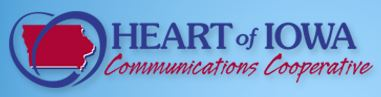 Heart of Iowa Communications Cooperative logo