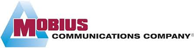 Mobius Communications Company logo