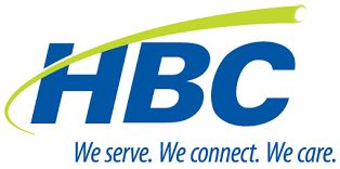 Hiawatha Broadband Communications logo.
