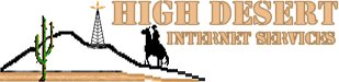 High Desert Internet Services logo
