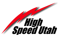 High Speed Utah logo