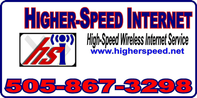Higher-Speed Internet logo