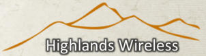 Highlands Wireless logo