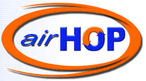 Air HOP logo
