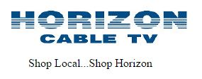 Horizon Cable TV logo