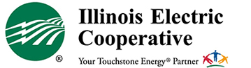 Illinois Electric Cooperative logo