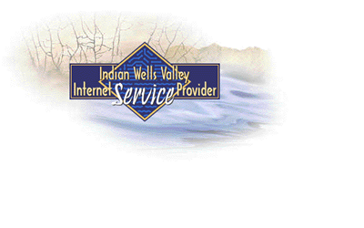 Indian Wells Valley ISP logo