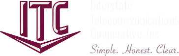 Interstate Telecommunications Cooperative logo