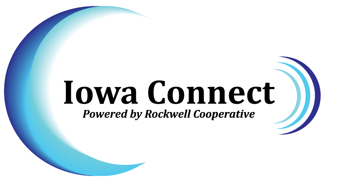Iowa Connect logo