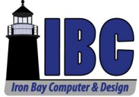 Iron Bay Computer and Design logo