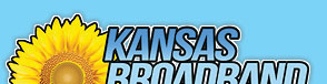 Kansas Broadband Internet logo