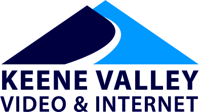 Keene Valley Video & Internet logo