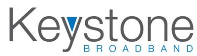 Keystone Broadband logo