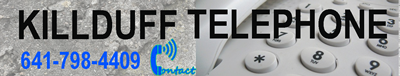 Killduff Telephone Company logo