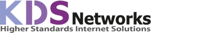 KDS Networks logo