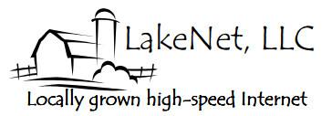 LakeNet logo