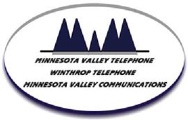 Minnesota Valley Telephone Company logo