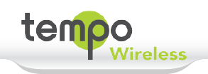 Tempo Wireless logo