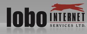 Lobo Internet logo