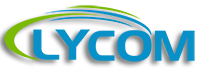 Lycom Communications logo