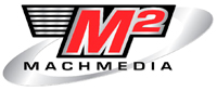 M2 MachMedia logo