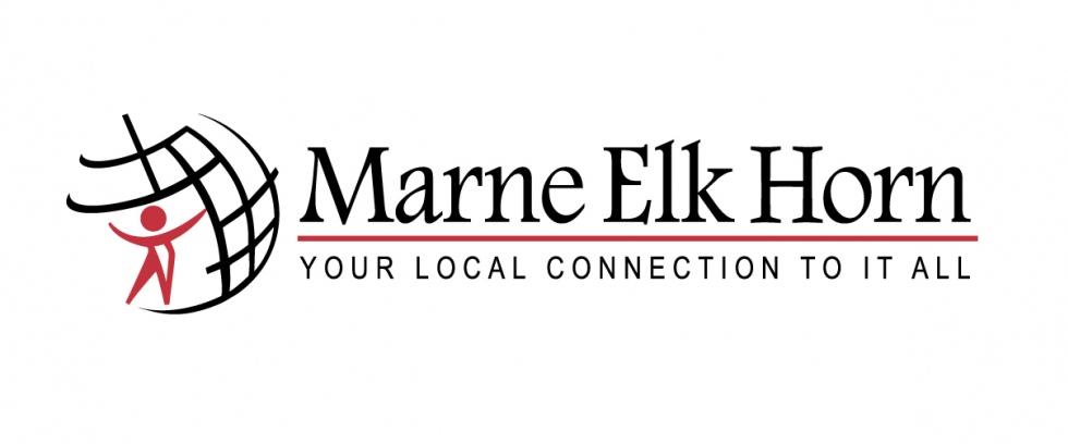 Marne & Elk Horn Telephone Company logo