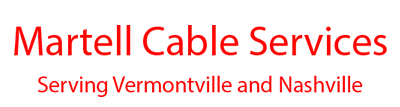 Martell Cable Services logo