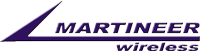 Martineer Wireless logo.