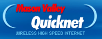 Mason Valley Quicknet logo