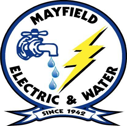 Mayfield Electric & Water Systems logo