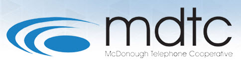 McDonough Telephone Cooperative logo