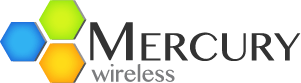 Mercury Wireless logo