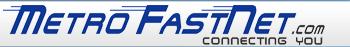 MetroFastNet logo