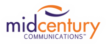 Mid Century Communications logo