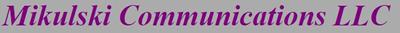 Mikulski Communications logo