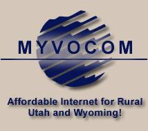 Myvocom logo