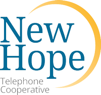 New Hope Telephone Cooperative logo