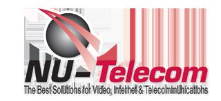 NU-Telecom logo