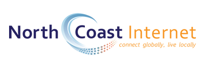 North Coast Internet logo