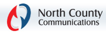 North Country Communications logo