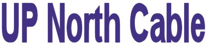 Up North Cable logo